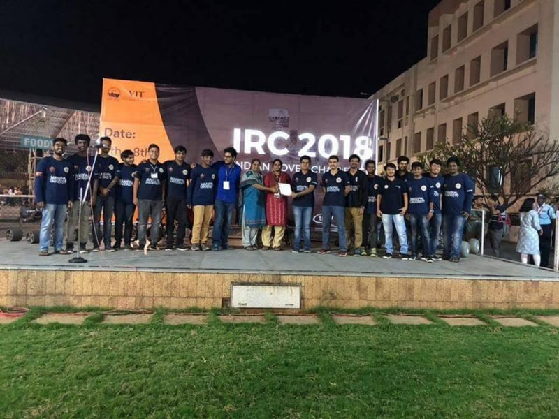 IRC 20181